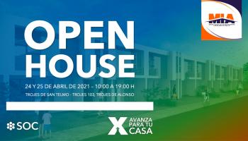 OPEN HOUSE Casas MIA